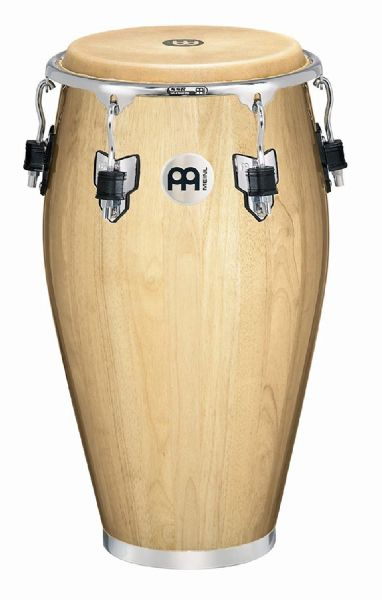 Meinl Percussion - 12 1/2 inch Professional Series Wood Conga - Nat - MP1212NT